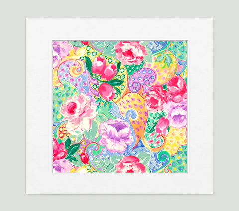 Tatulia Art Print - Impressionist Art Wall Decor Collection-Di Lewis