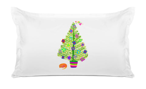 The Night Before Christmas - Kids Personalized Pillowcase Collection-Di Lewis