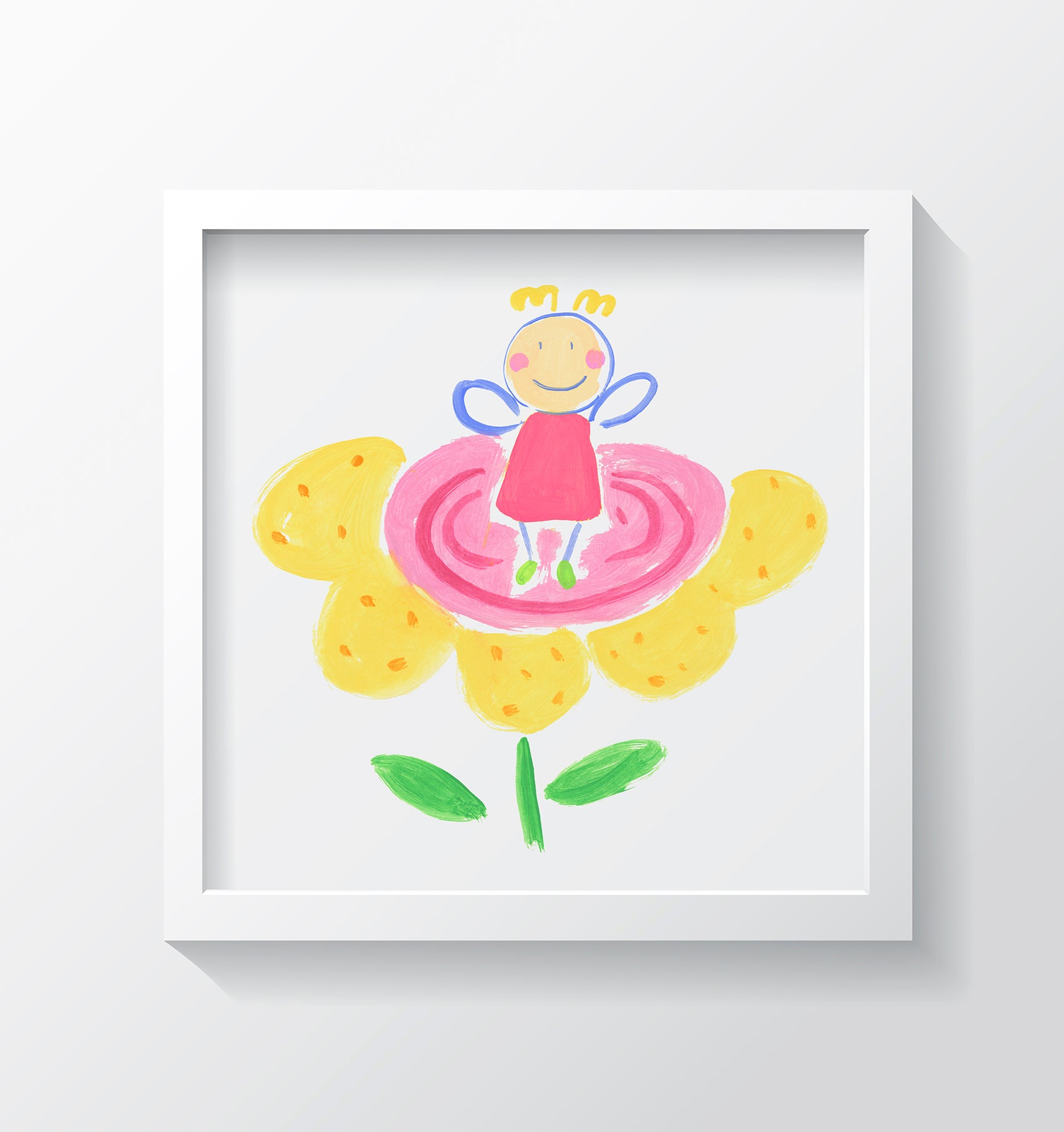 The Flower Fairy Kids Wall Decor Di Lewis Kids Bedroom Decor