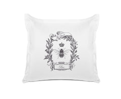 The Queen Bee Vintage Euro Sham Di Lewis Bedroom Decor