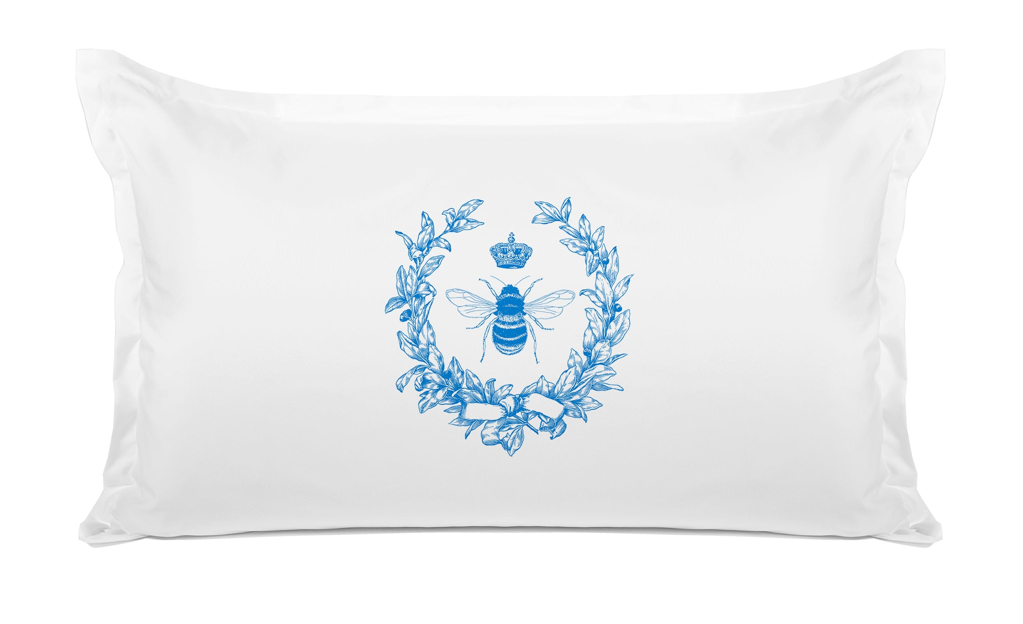 Napoleonic Bee Vintage Pillow case Di Lewis bedroom decor