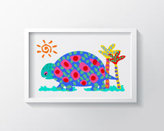 Tommy Tortoise Kids Wall Decor Di Lewis Kids Bedroom Decor
