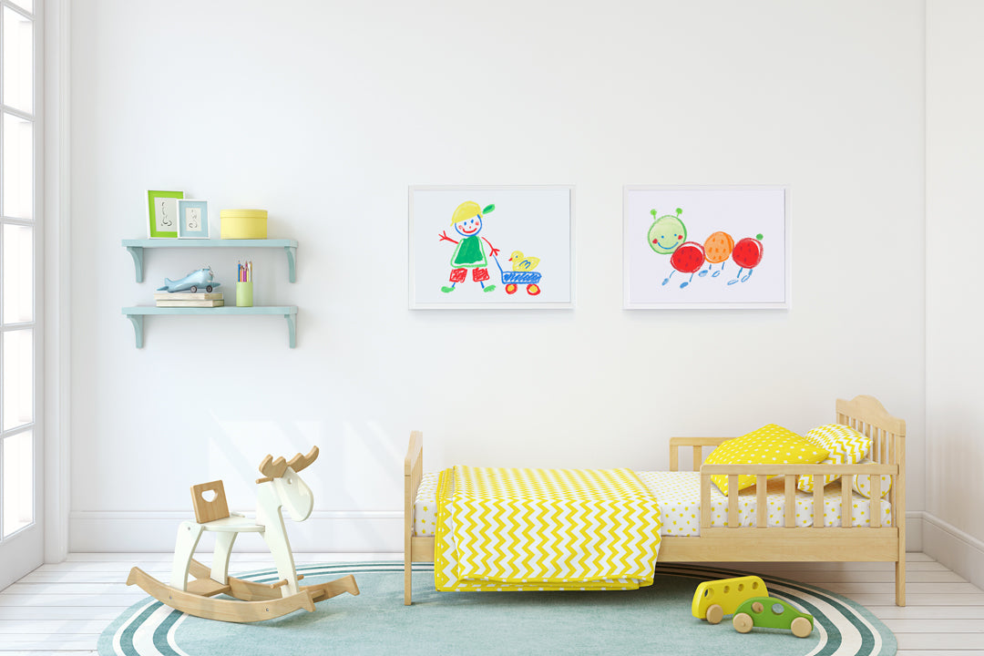 Walking the Duck Kids Wall Decor Di Lewis Kids Bedroom Decor
