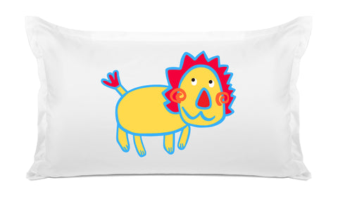 What'S Up - Personalized Kids Pillowcase Collection-Di Lewis