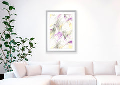 Windsong Art Print - Abstract Art Wall Decor Collection-Di Lewis