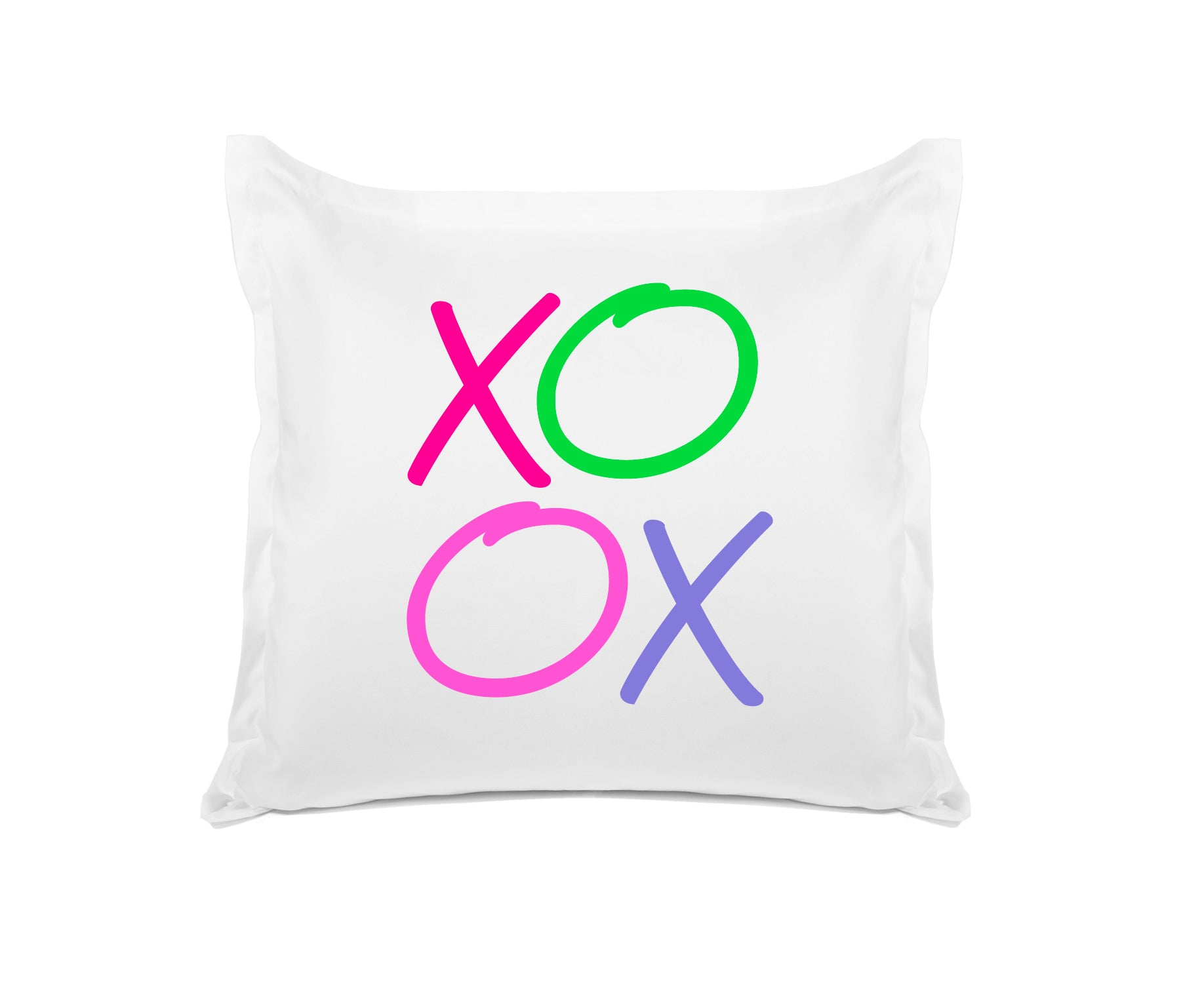 XOXO - Inspirational Quotes Pillowcase Collection-Di Lewis