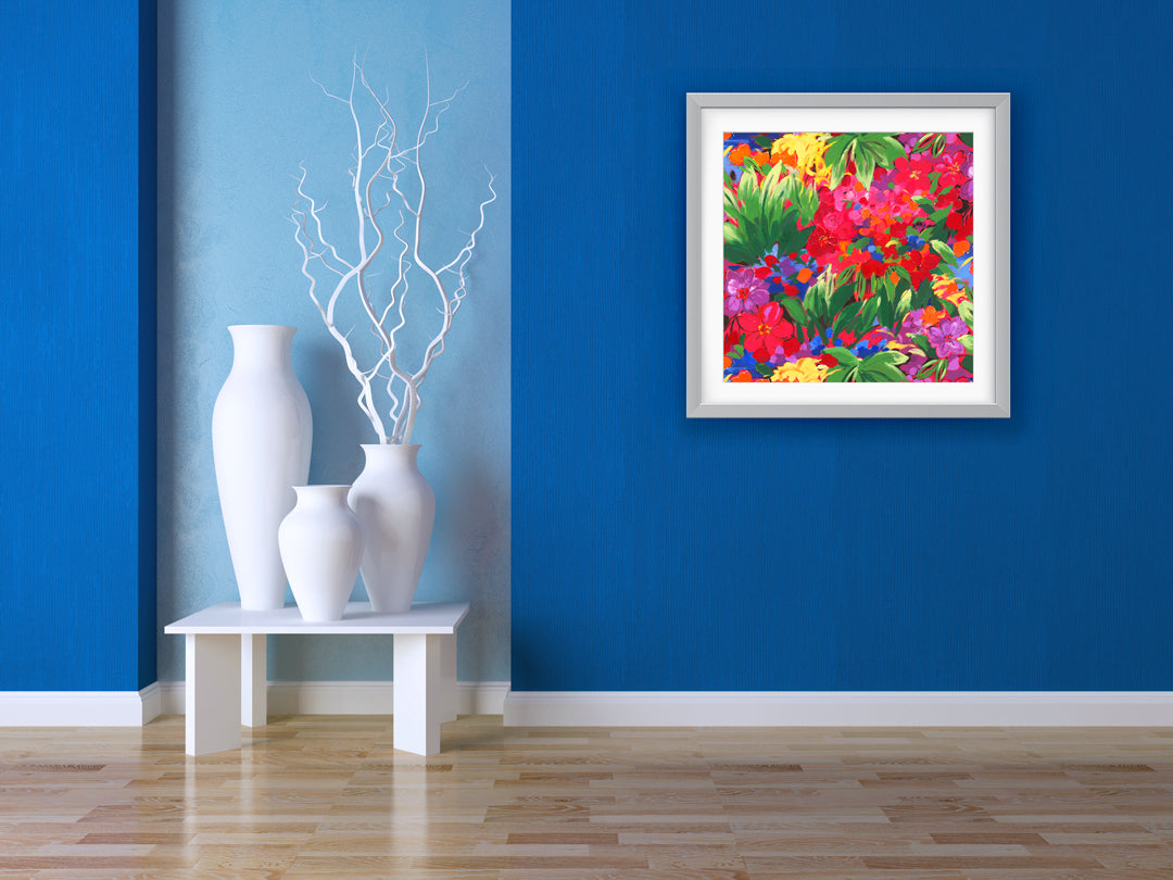 Palmyra Art Print - Impressionist Art Wall Decor Collection-Di Lewis