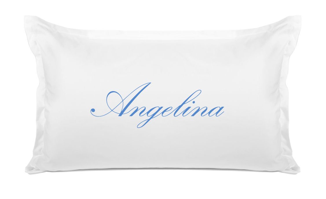 Personalized Name Pillow case Di Lewis