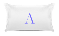 Traditional (Monogram) - Personalized Pillowcase Collection-Di Lewis