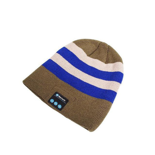 Bluetooth Headset Music Beanie-August Bee