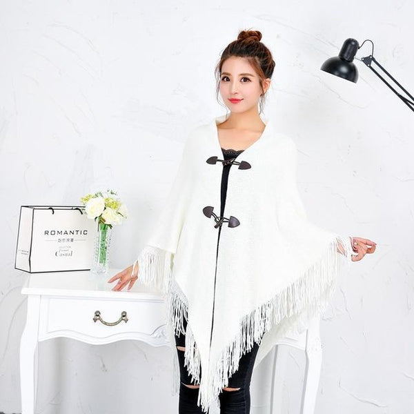 Breeze Batwing Sleeve Coat-August Bee