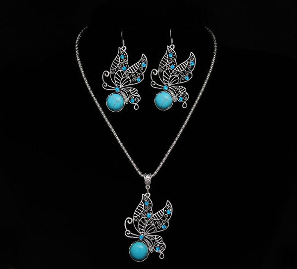 Butterfly Jewelry Sets-August Bee