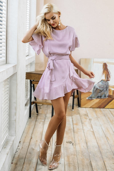 Flynn Party Dress-August Bee