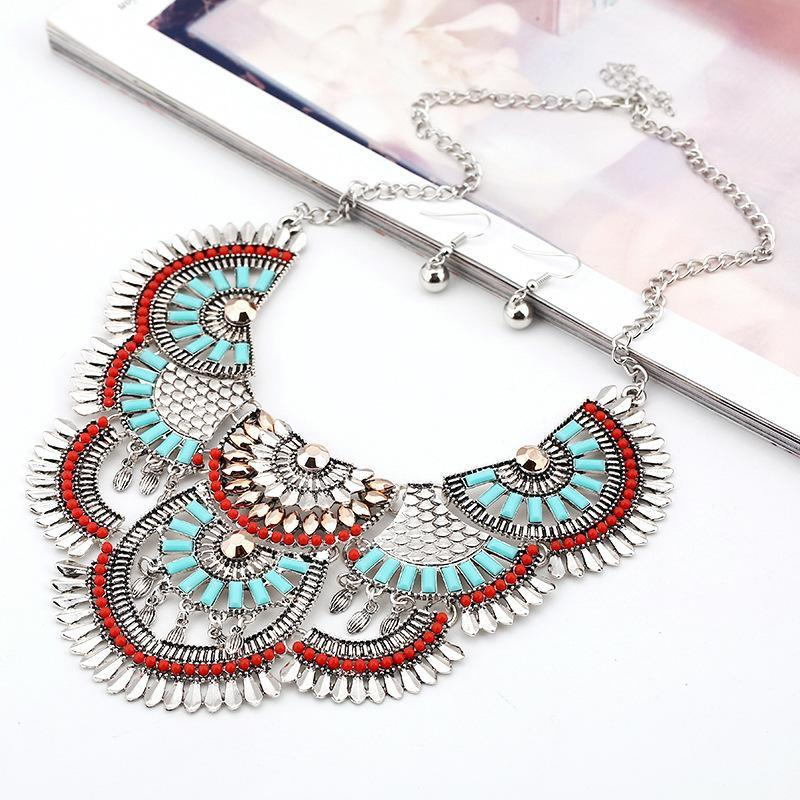 Geometric Turkish Style Jewelry-August Bee