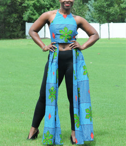 Nana Yaa Crop Top-August Bee