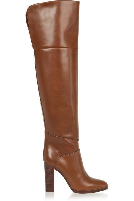 Rebecca Over the Knee High Boots-August Bee