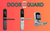 Door Guard Smart Lock TTLOCK Sciener Latch Mortise hotel office co workin space