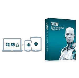 ESET Multi-Device Security (5 Devices) - 12 month Licence