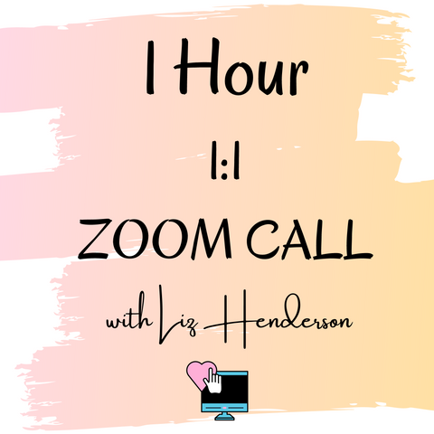 1 Hour Zoom Coaching Call
