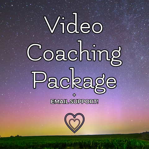 Video + Email Coaching Package