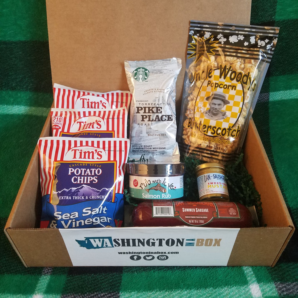 5-Item Best Sellers Washington Gift Box #1
