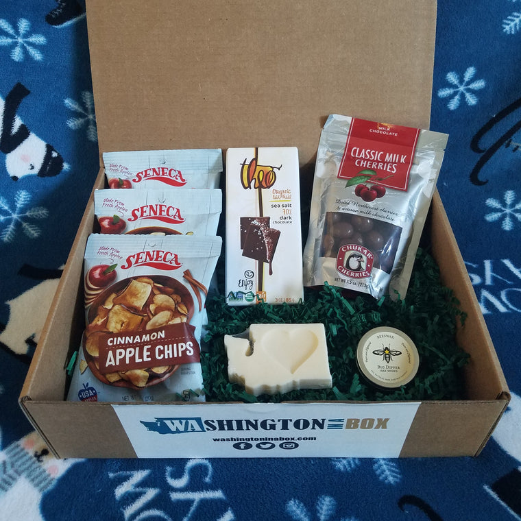5-Item Best Sellers Washington Gift Box #2