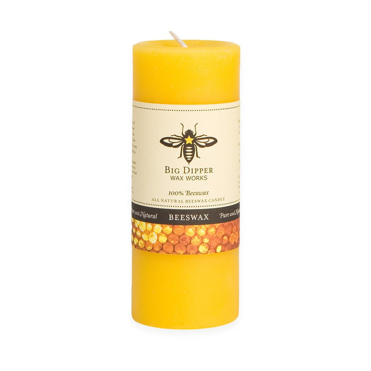 [Showcase Item] Big Dipper Wax Works Pillar Candle