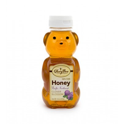 [Showcase Item] GloryBee Pacific Northwest Clover Honey Bear