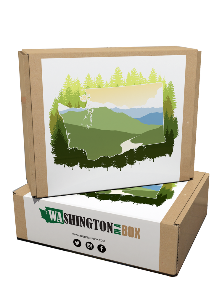5-Item Best Seller's Box #2 - Washington in a Box