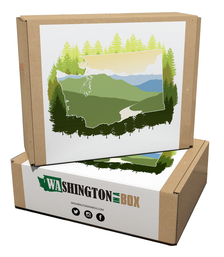 5-Item Best Sellers Box #1 - Washington in a Box