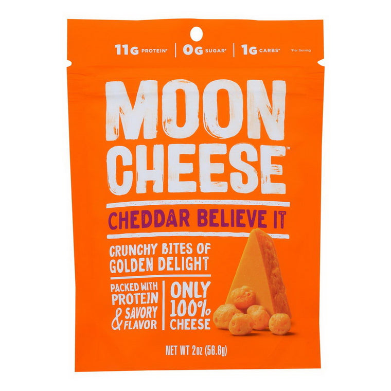 Moon Cheese Medium Cheddar Washington Gift Box Gift Basket Made in Washington Gifts