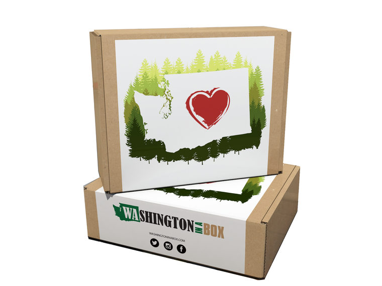 "Valentine's Day Washington Box ""for Her"" - Washington in a Box"