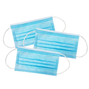 Disposable Face Masks- Pack of 5