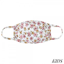Kids Masks- Round & Pleated (18 Colors)