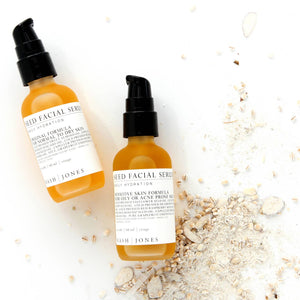 Seed Facial Serum- Sensitive Skin Formula