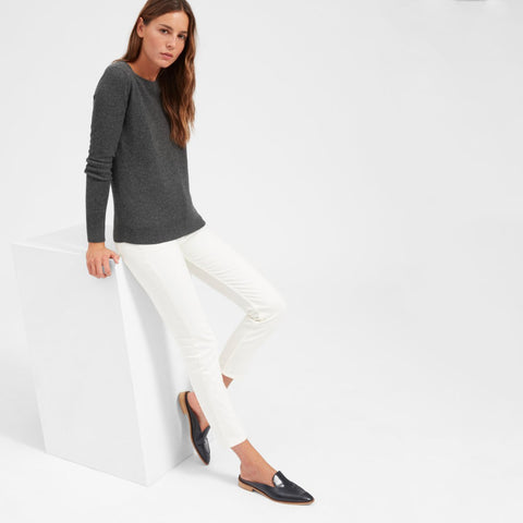 Everlane Grey Cashmere