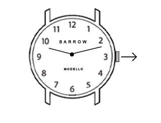 Change Barrow watch time