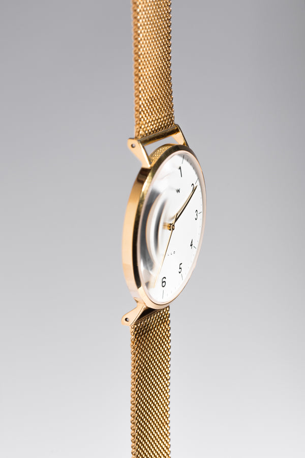 Gold modello watch