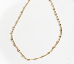 Olivia 18K Fine Necklace