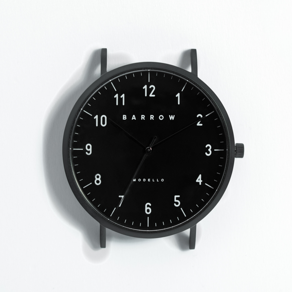 Sample Sale - Modello, Coal Watch | Navy Leather + Mesh