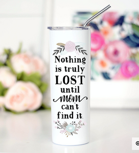 Nothing Is Truly Lost Travel Cup