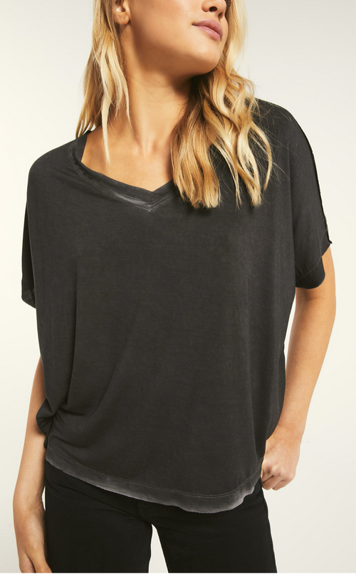 Mischa Sleek V-Neck