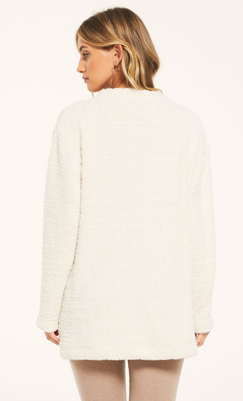 Carrie Eyelash Cardigan