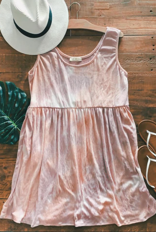 Hailey Tie Dye Dress