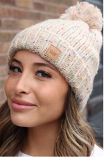 Speckle Me Beanie