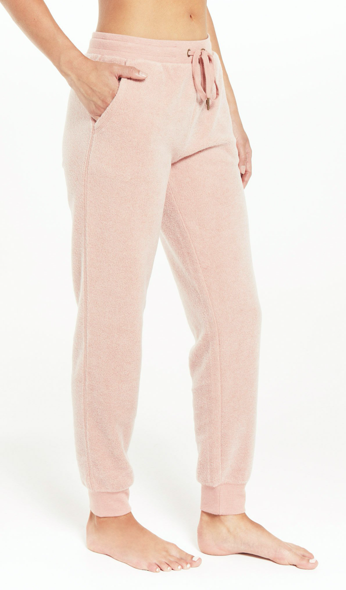 Lazy Days Fleece Jogger