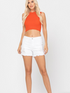 Laura Lace Patch Shorts