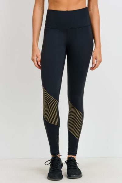 Blades of Glory Highwaist Leggings