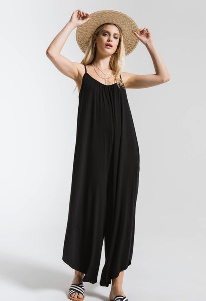 The Flared Jumpsuit