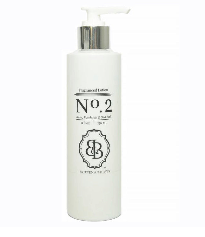 B&B Fragrance Lotion No. 2